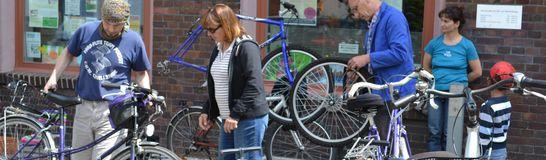 Fahrradwerkstatt 546x160