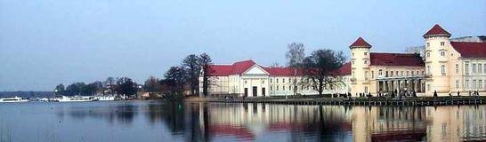 Schloss Rheinsberg 546x160